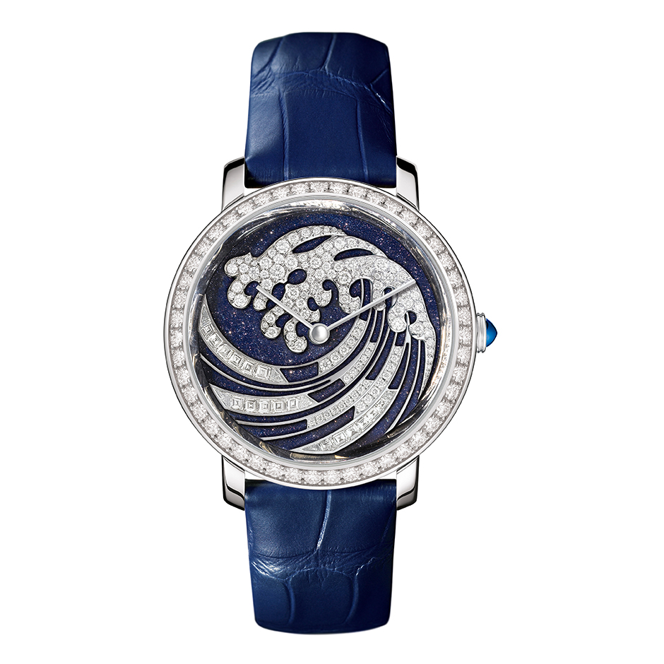 Boucheron Vague ONLY WATCH