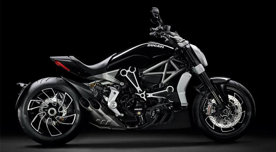 2016 Ducati XDiavel, 1262cc Testastetta L-Twin