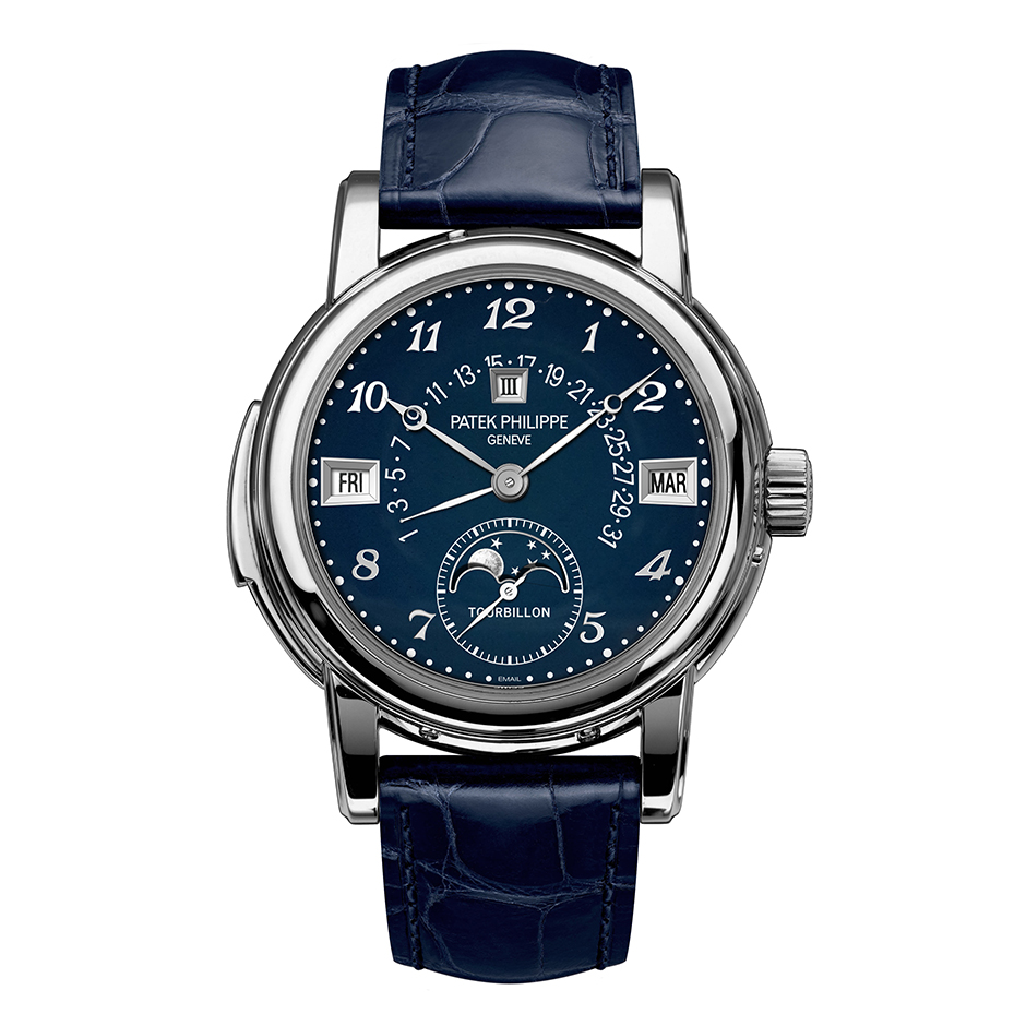 patek only watch