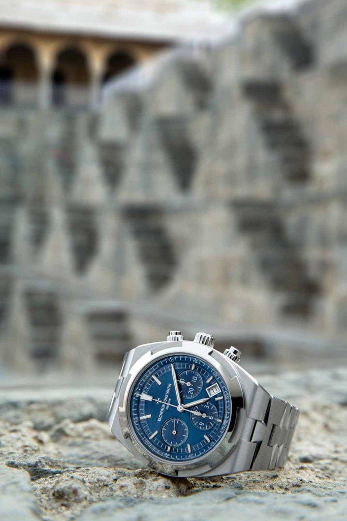 Overseas chronograph ©Raphaël Creton
