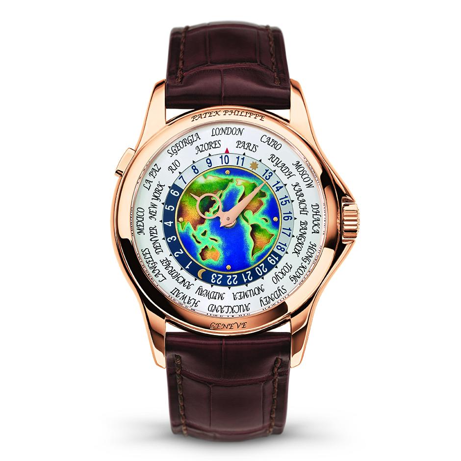patek world timer