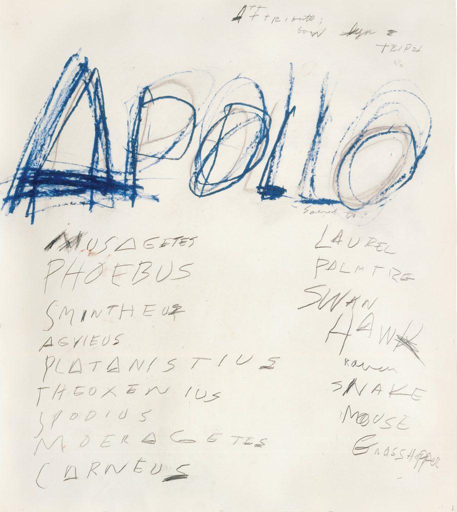Apollo-1975-Photograph-Cy-Twombly-Foundation-courtesy-Archives-Nicola-Del-Roscio-Photo-Mimmo-Capone-913x1024