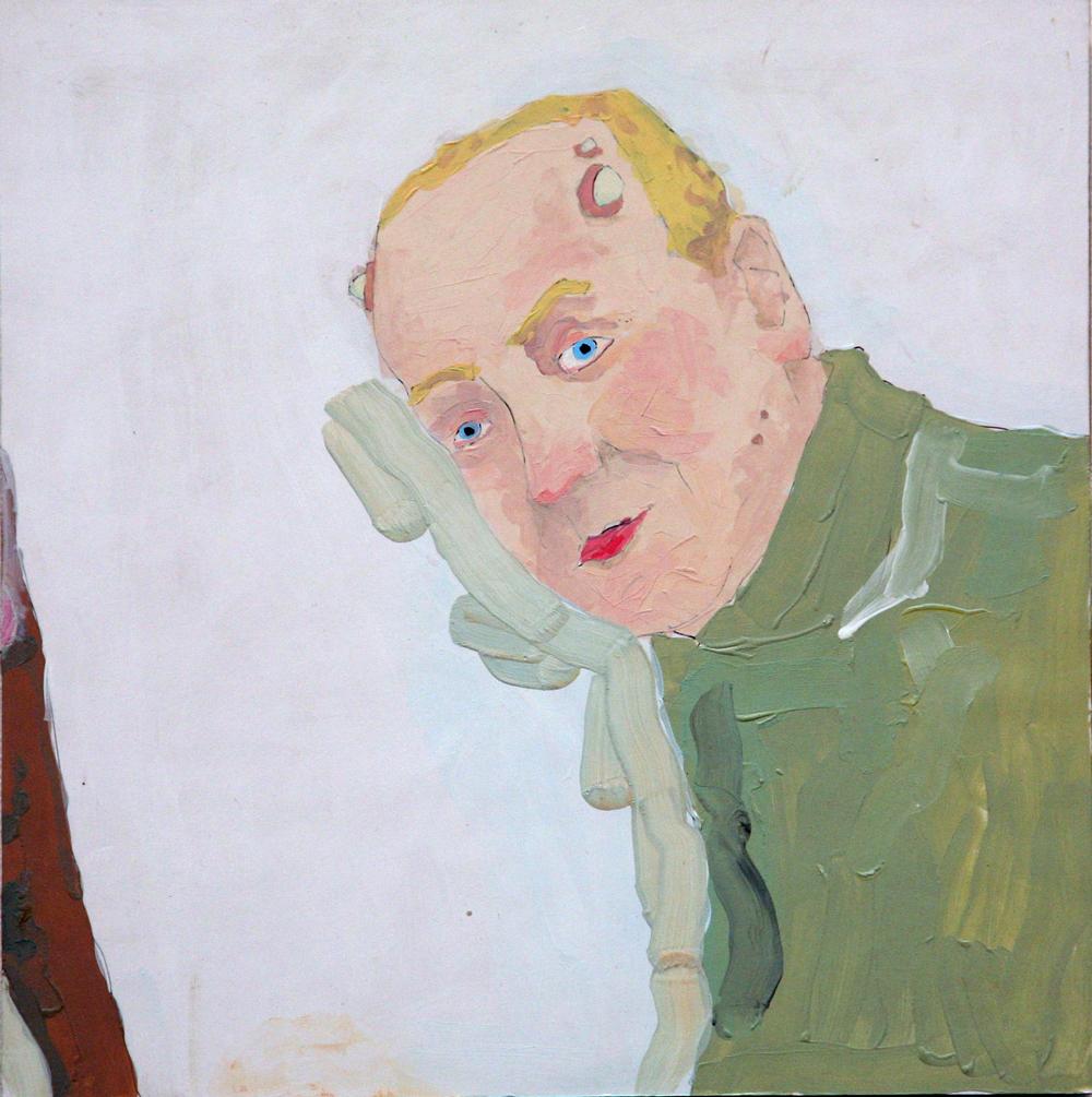 'Future Portrait (#49)', by Richard Aldrich, 2003