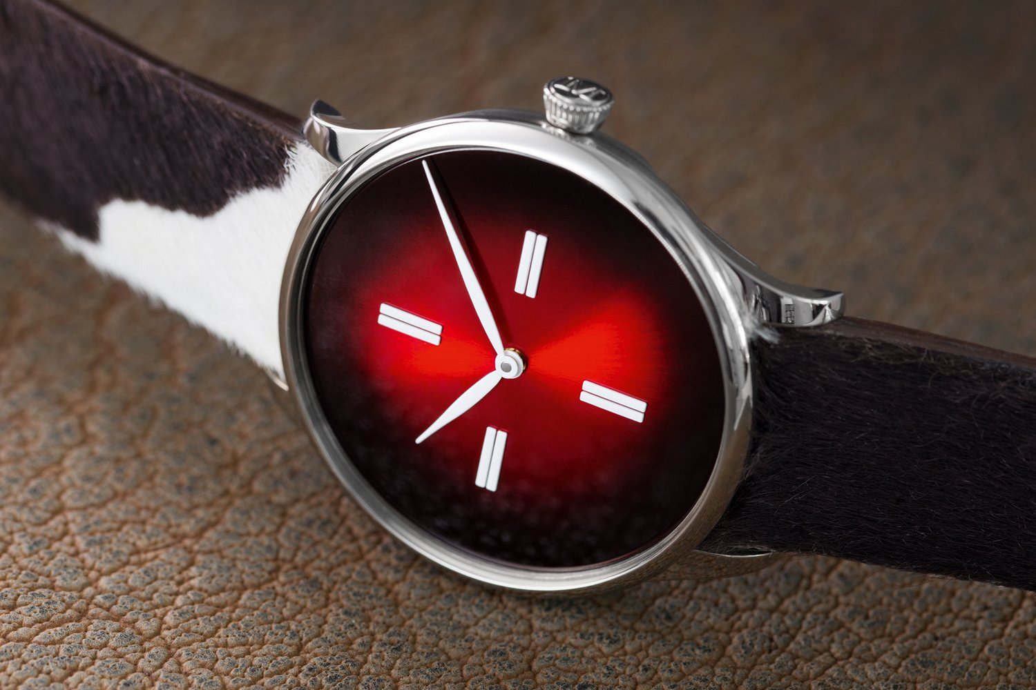The Venturer Swiss Mad, the cheese-free version of this special watch.