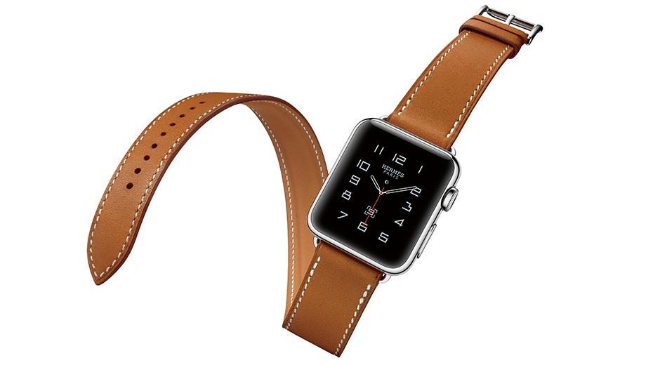 Apple Wacth Hermès, ortak bir vizyonun ürünü. Hermès deri kayışa, Apple tasarımcılarının yeniden yorumladığı Hermès kadran eşlik ediyor.