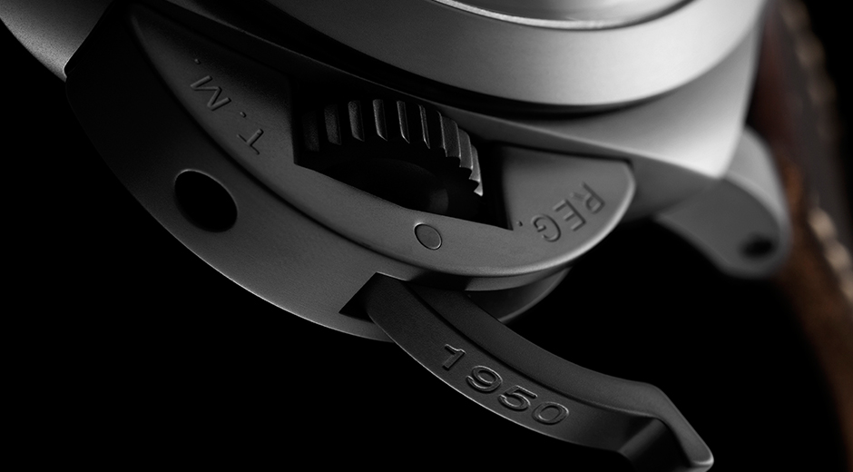 Panerai Luminor 1950 3 Days Titanio DLC - PAM00629