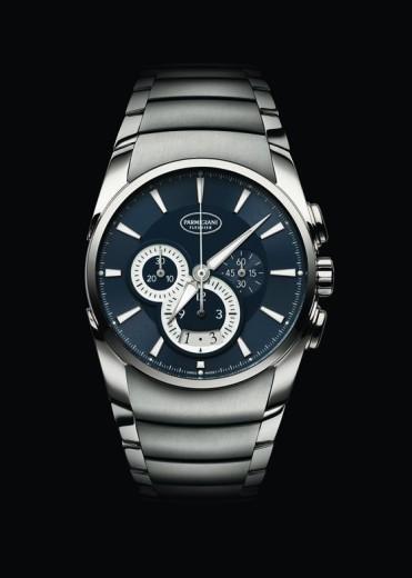 Parmigiani-Fleurier-Tonda-Abyss-Blue-WatchTime-metal-bracelet