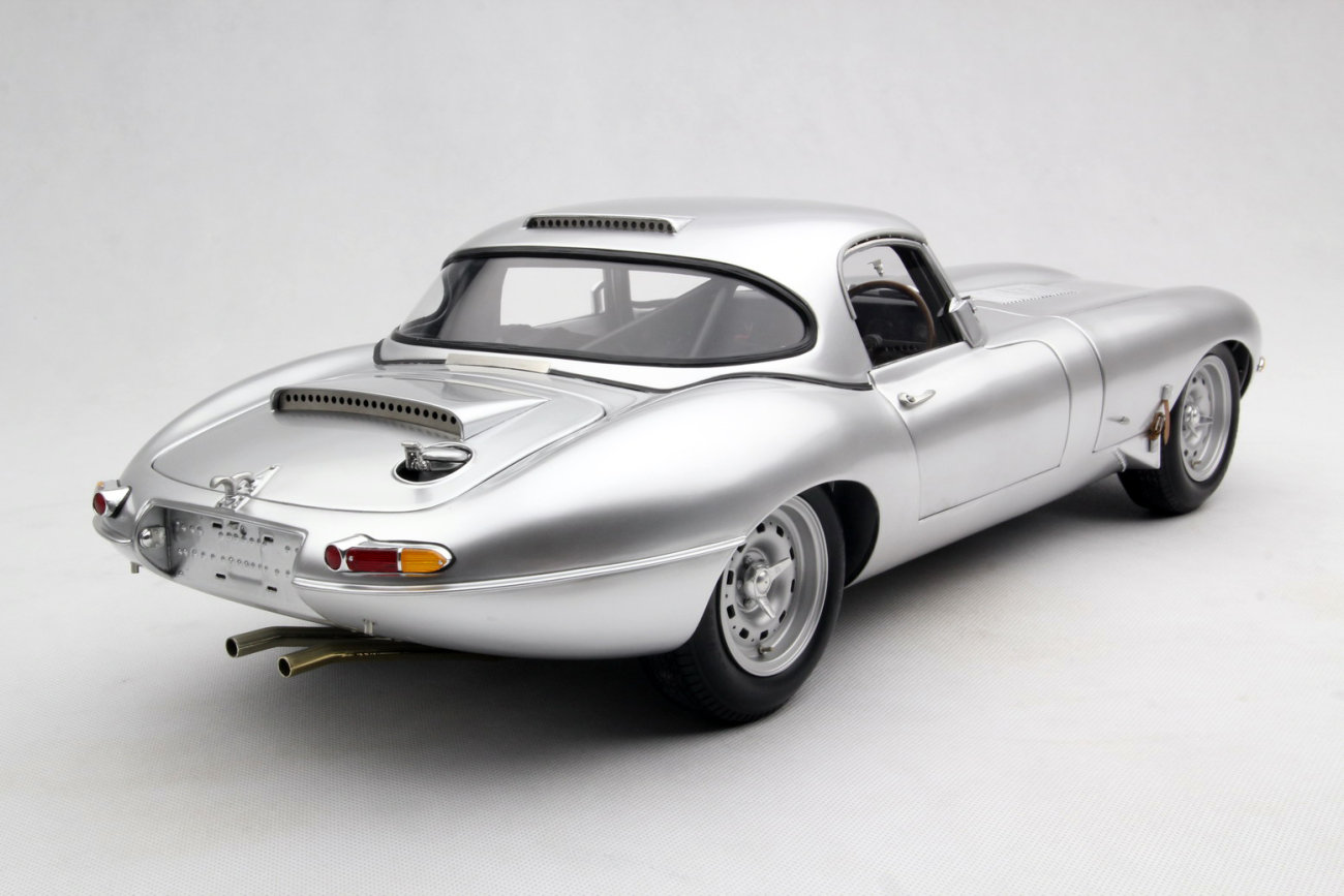 Jaguar LWE Car Zero
