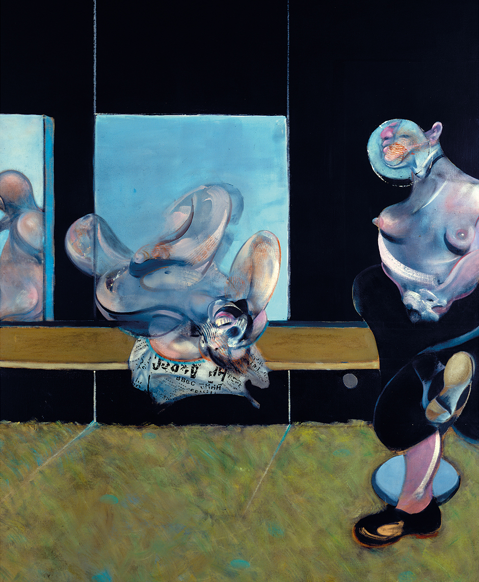Francis Bacon Studies from Human Body, 1975 Oil on canvas The Estate of Francis Bacon, DACS 2016