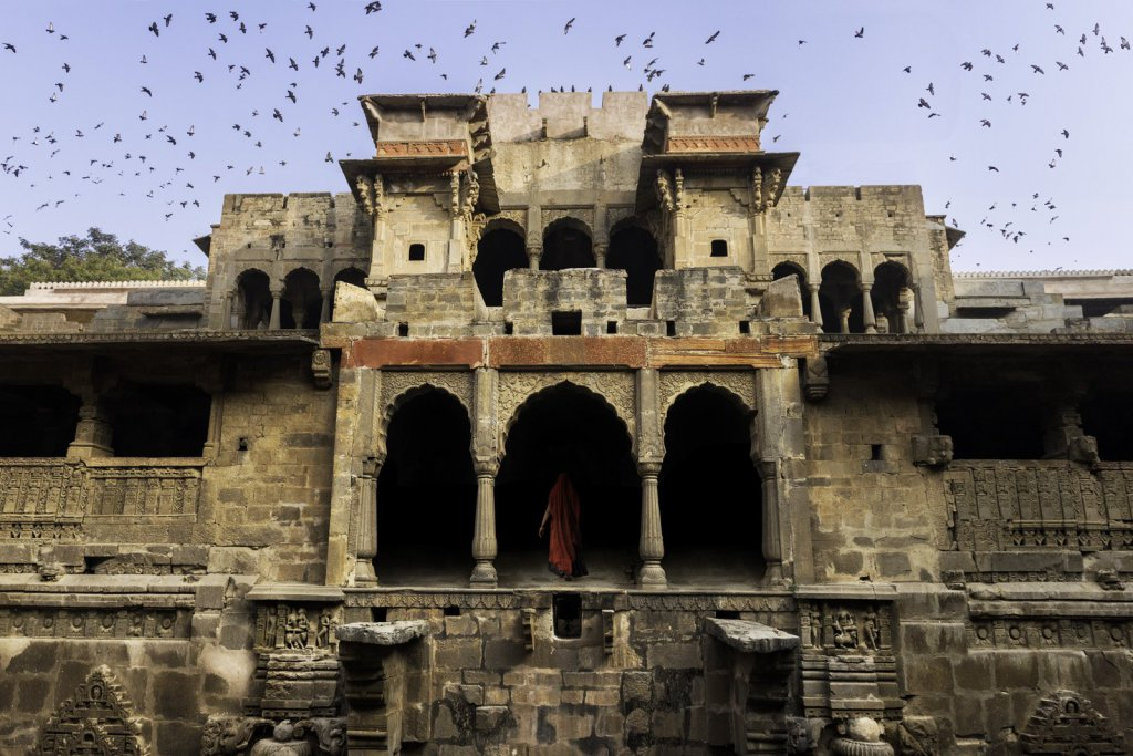 Chand Boari, India ©Steve McCurry