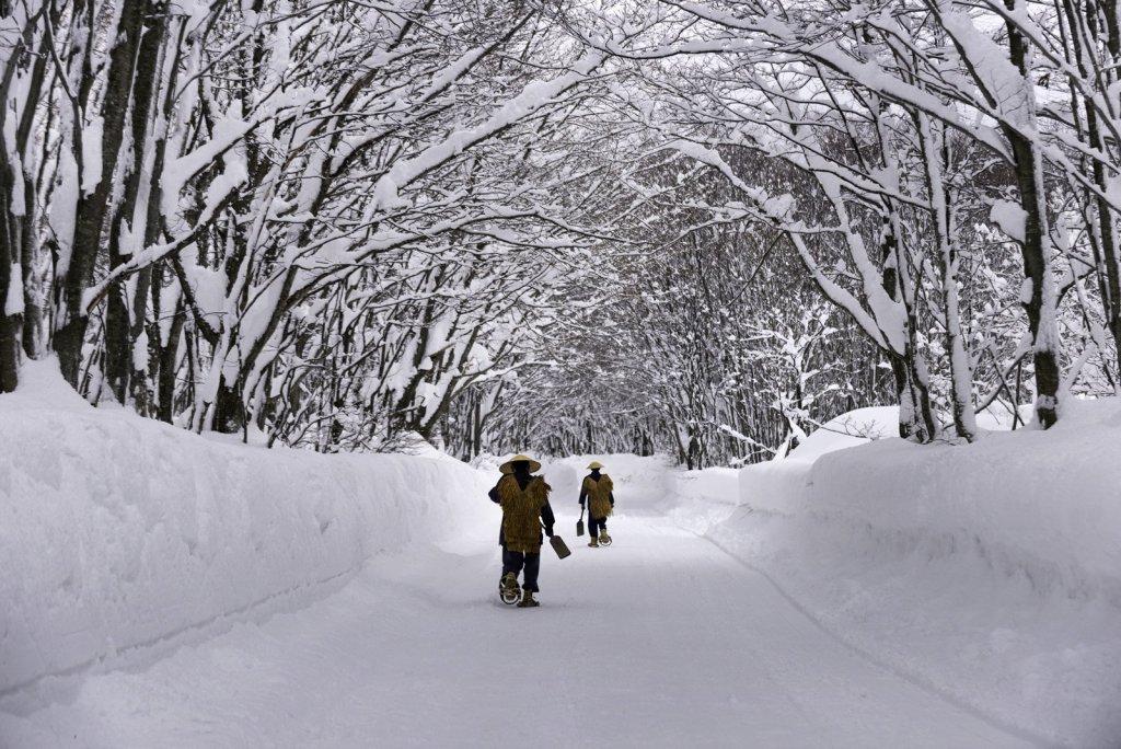 Tsurunoyu, Japan ©Steve McCurry