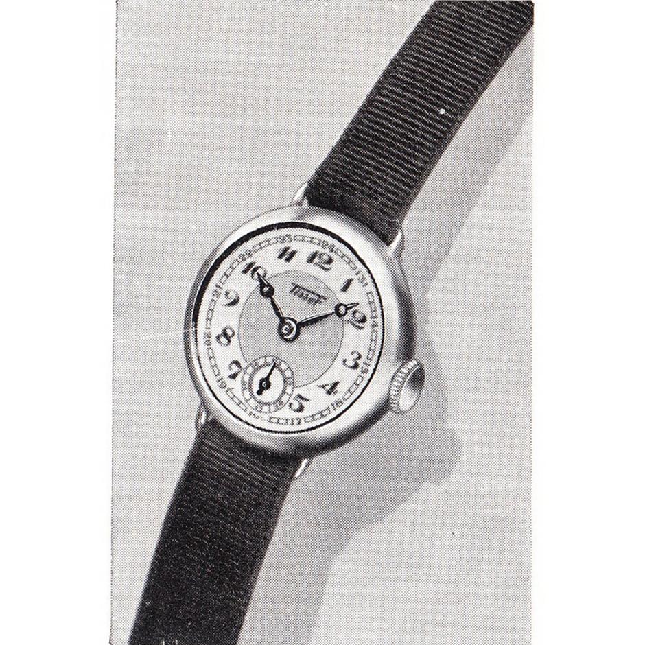 tissot 1936 oldversion
